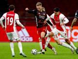 Bekijk hier in samenvatting hoe Feyenoord Ajax laat ontsnappen