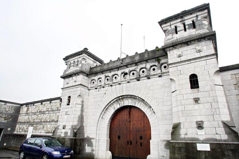De gevangenis van Verviers.