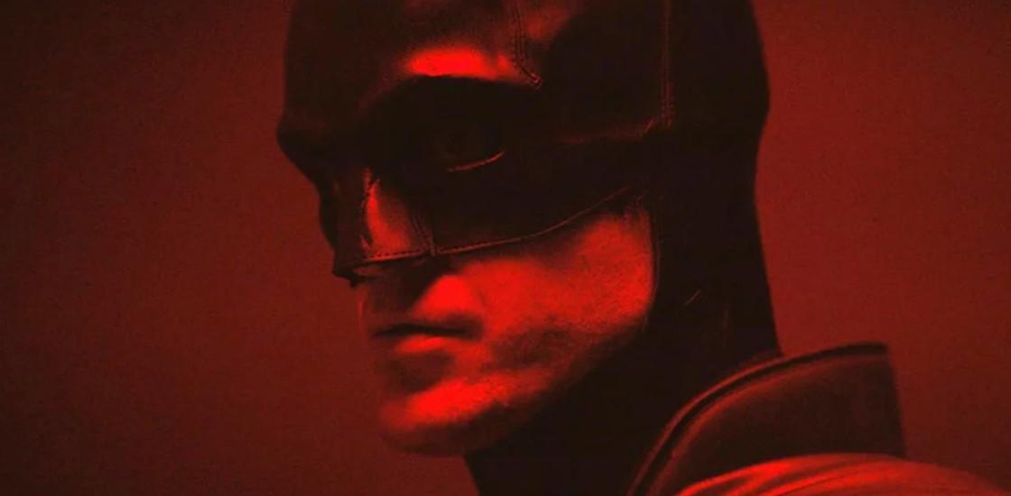Robert Pattinson als Batman.