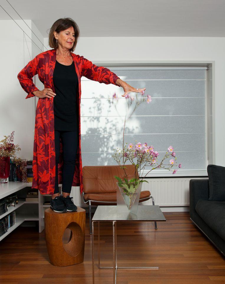 'We kunnen echt genieten van een mooi meubelstuk, of dat nou design is of niet.' Beeld null