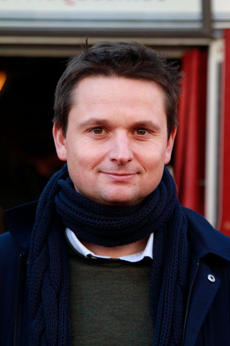 Schepen van Mensen Arne Vandendriessche is in zijn nopjes.