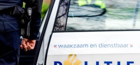 Gaten in ruit Hardinxveldse woning, speurtocht naar 'groepje jongeren'