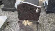 Burgemeester doet oproep naar getuigen van vandalisme op kerkhof