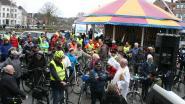 Deken wijdt fietsers voor start nieuw wielerseizoen