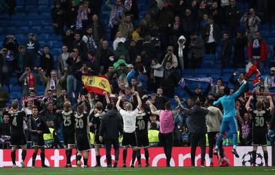 Maximaal 833 Ajaxsupporters welkom bij uitduel tegen Chelsea