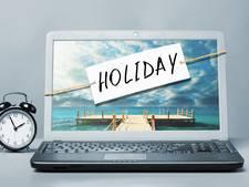 Bijna helft Nederlanders niet tevreden over aantal vakantiedagen
