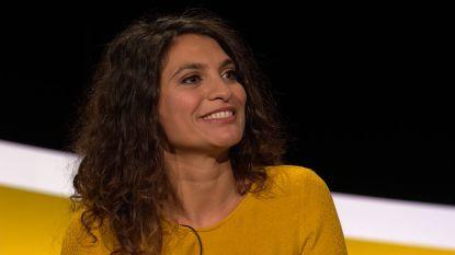 Radiostem Layla El-Dekmak hield zich altijd op de vlakte, tot 'De Slimste Mens'