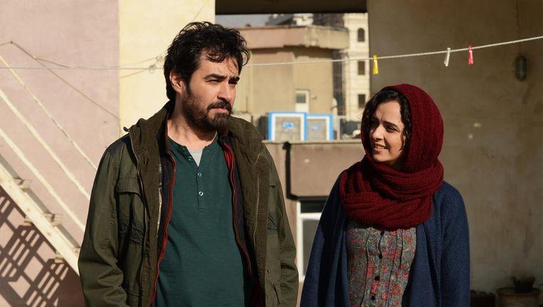 Shot uit The Salesman (Asghar Farhadi, 2016) Beeld ap