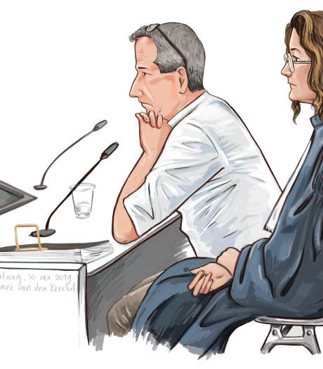 Rik B. veroordeeld tot 15 jaar cel voor doodslag: 'Wrede en onverhoedse aanval op zakenpartner Frik'