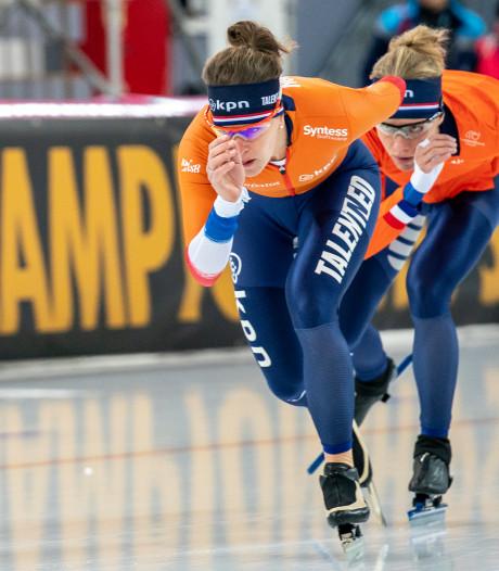 LIVE | Wüst beste Nederlandse op 500 meter met vierde plek
