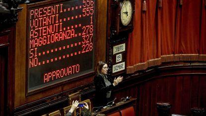 Eerste begroting van Italiaanse populistische regering goedgekeurd
