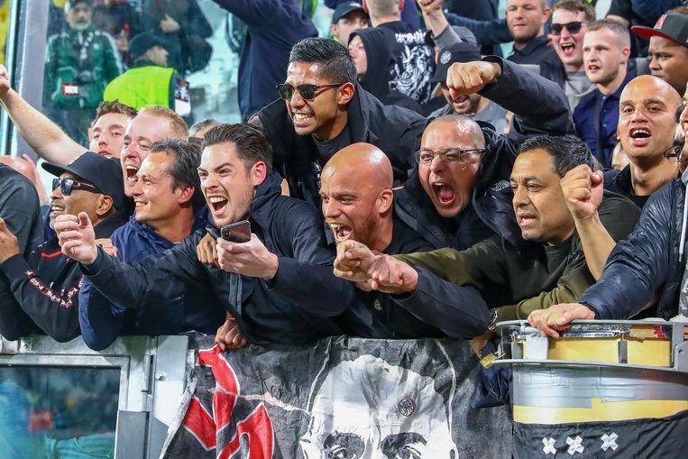 16-04-2019: Voetbal: Juventus v Ajax: Turijn Champions League 2018-2019