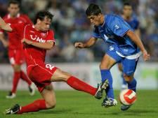 Erik ten Hag zag in 2007 al een vervelend Getafe; FC Twente onderuit in knotsgek tweeluik