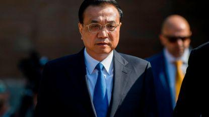 """Chinese premier waarschuwt de VS: """"Handelsoorlog komt niemand ten goede"""""""