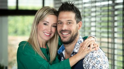 """Kathleen Aerts is exact 10 jaar getrouwd en woont al 5 jaar in Zuid-Afrika: """"Zonder Steven zou mijn leven een pak saaier zijn"""""""