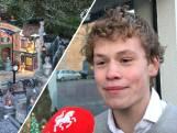 Thomas uit Losser heeft dit jaar een hele kerst-etalage