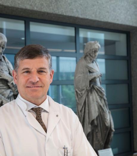 Onderscheiding voor cardioloog Nico Pijls
