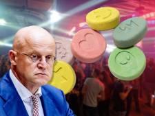 Grapperhaus over aanpak drugscriminelen: 'Stop met pillen slikken op festivals'