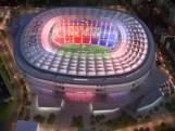 Zo gaat het stadion van FC Barcelona eruitzien