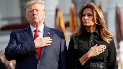 Trump suggereert opnieuw dat hij mikt op - ongrondwettelijke - derde termijn