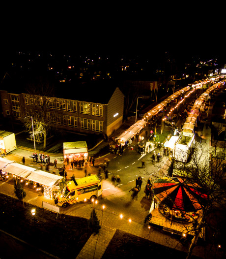 Vroomshoop gaat voor kerstmarkt van halve kilometer lang