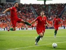 Onmachtig Oranje in finale onderuit tegen sterker Portugal