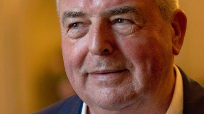 Eddy Lust legt eed af als burgemeester