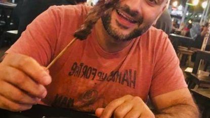 Acht jaar geleden werkte hij nog in de fabriek, nu maakt Genkenaar (37) culinaire reizen naar Brazilië en Thailand