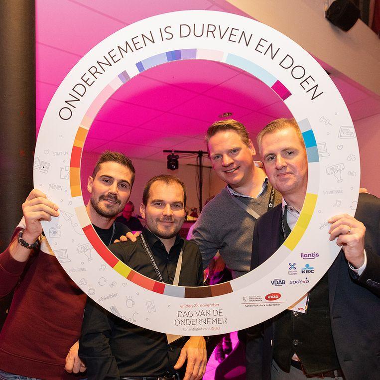 Dag van de Ondernemer in Denderleeuw