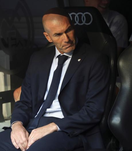 Le Real Madrid rate sa première à domicile