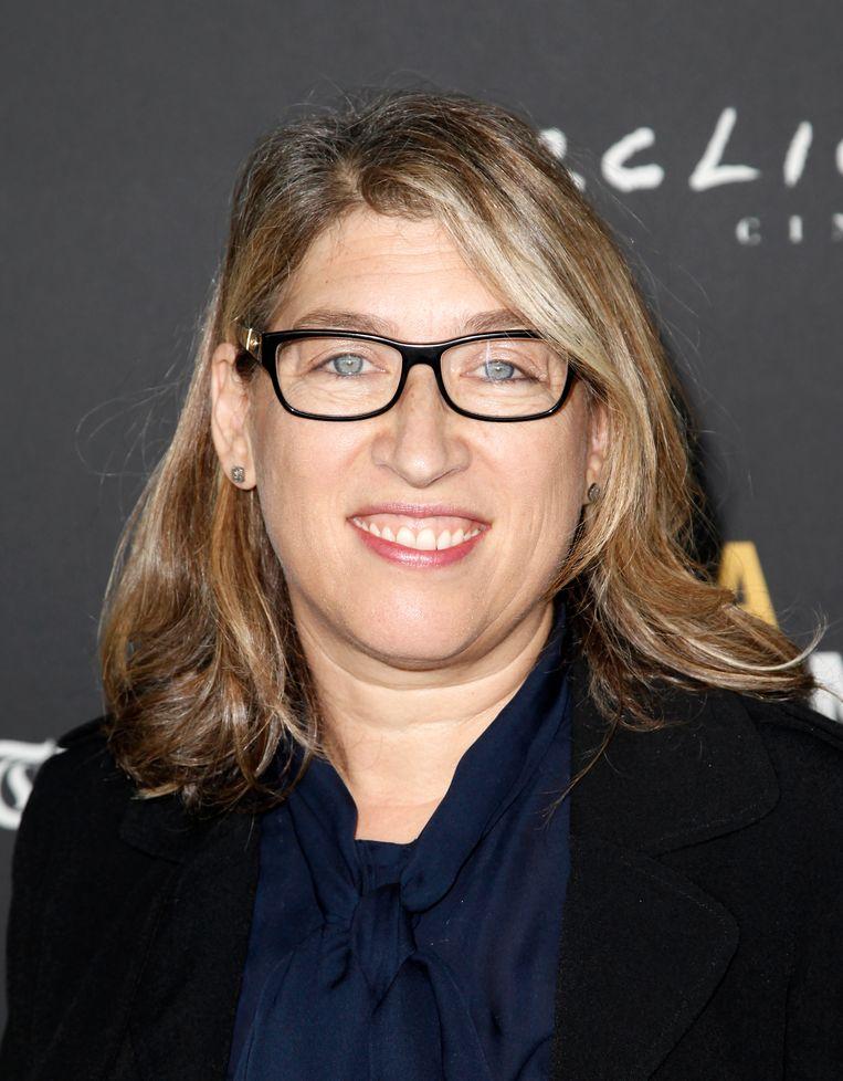Fotograaf en filmmaker Lauren Greenfield. Beeld Getty Images for Film Independent