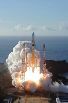 Arabische Marssonde stuurt eerste foto van ruimtereisdoel