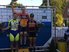 Stoel tevreden tweede achter Van der Breggen: 'Winnen onmogelijk'