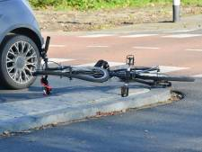 Fietser gewond na ongeval met auto in Breda