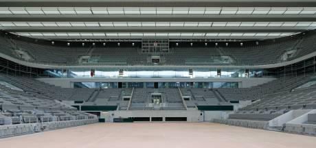 Roland-Garros se disputera avec du public: jusqu'à 20.000 spectateurs par jour