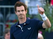 Murray met Lopez in dubbelfinale Queen's