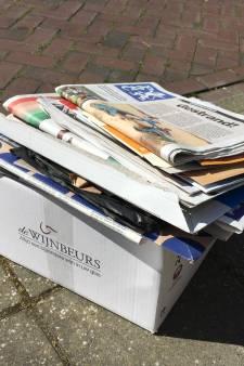 Stichting Knipscheer-Orgel is wél actief met het ophalen van oud papier