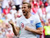 Kane leidt Engeland met hattrick naar achtste finales