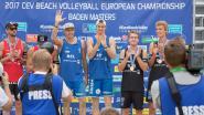 Historisch: Koekelkoren en Van Walle winnen finale Baden Masters
