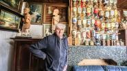"FOTOREEKS. Uniek 'museum' te koop: ""3.500 koffiemolens, 10.000 eierdopjes, 350.000 bidprentjes… alles moet weg"""