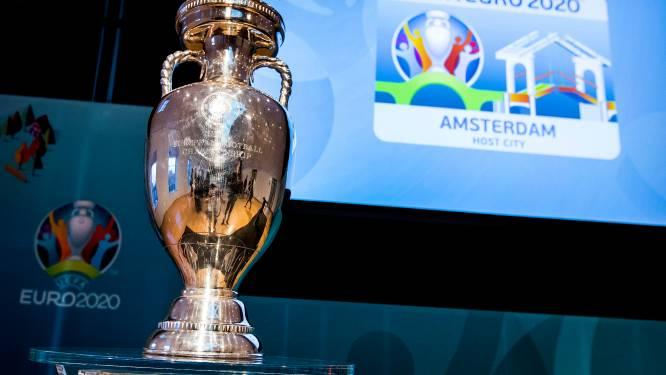 UEFA houdt coronavirus met oog op het EK sterk in de gaten