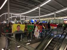 Turken en Koerden zochten op Utrecht CS bewust confrontatie met elkaar