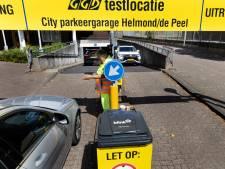 GGD na onderzoek: 'Coronateststraat Helmond is veilige werkplek'