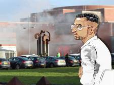 Uitbraakpoging bij gevangenis Zutphen 'dikke middelvinger naar de rechtsstaat'