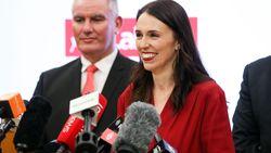 Sociaaldemocratische Jacinda Ardern kan in Nieuw-Zeeland regering vormen