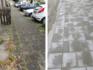 Ene kant van de straat in Zoetermeer krijgt nieuwe stoep, andere niet