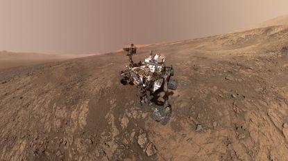 Marsjeep Curiosity vindt organisch materiaal op Rode Planeet dat kan wijzen op buitenaards leven