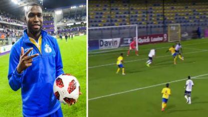 Anderlecht-killer treedt in voetsporen van Ibrahimovic en scoorde eerder al dit pareltje