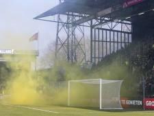 Geen alcohol tijdens risicowedstrijd Go Ahead Eagles - FC Twente