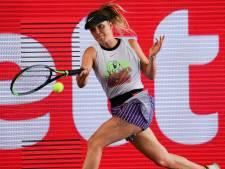 Svitolina overleeft twee wedstrijdpunten in Abu Dhabi